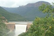 Swadini Dam Wall Escape Cycle Tours Botswana